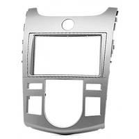 Переходная рамка CARAV 11-146 для KIA Cerato (TD), Forte (TD), Naza Forte 2009-2012 (Auto Air-Conditioning) (S, фото 1