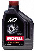 MOTUL HD 80W-90 трансмісійна олива