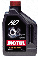 MOTUL HD 80W-90 трансмісійна олива, фото 1
