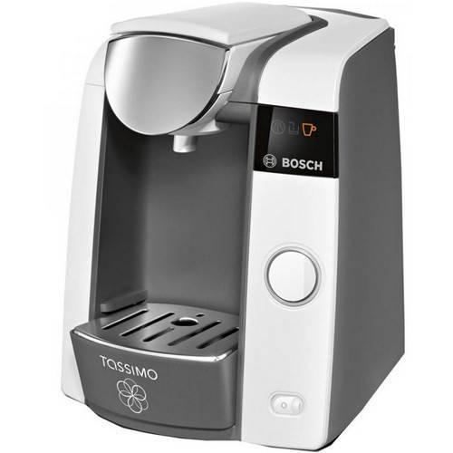 Капсульная кофеварка TASSIMO TAS 4304 ЕЕ белая