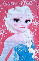 Полотенце пляжное Queen Elsa