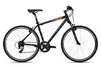 Велосипед Kellys 18 Cliff 30 Black Orange 17