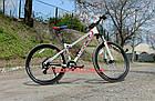 Горный велосипед Winner Stella 27.5 дюймов белый, фото 5