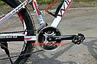 Горный велосипед Winner Stella 27.5 дюймов белый, фото 8