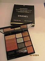 Тени+румяна Chanel