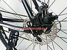 """Горный велосипед Winner Impulse 29 дюймов 18"""" черный, фото 7"""