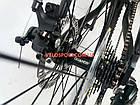 """Горный велосипед Winner Impulse 29 дюймов 18"""" черный, фото 6"""