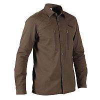 Рубашка охотничья Solognac Renfort 500 мужская