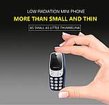 BM 10 dual (2 sim) - bluetooth міні телефон, фото 2