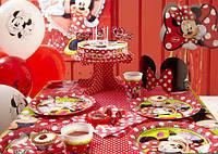 Вашему ребенку скоро годик? Микки и Минни Маус помогут Вам устроить праздник!