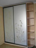 ШКАФ-КУПЕ Корпусная мебель на заказ, фото 1