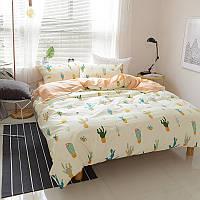 Комплект постельного белья Кактусы (полуторный) Berni