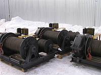 Лебедка маневровая ТЛ-8Б, фото 1
