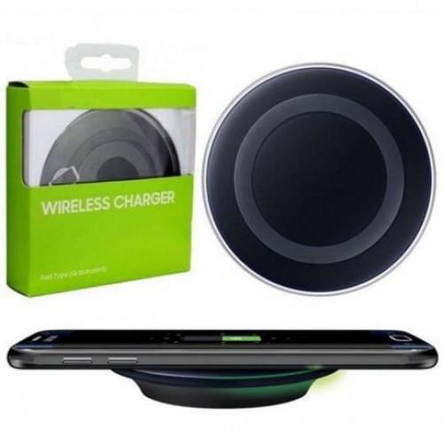 Беспроводня зарядка S6 QI wireless charger
