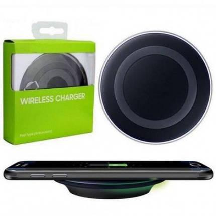 Беспроводня зарядка S6 QI wireless charger, фото 2