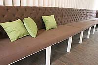 Мягкие диваны для ресторанов и кафе оптом