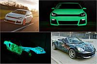 Светящаяся краска для автотюнинга - AcmeLight Metal for Auto Tuning