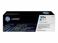 Заправка картриджа HP 305A cyan CE411A для принтера Pro 300 M351a, M375nw, M451dn, M451dw, M451nw в Киеве