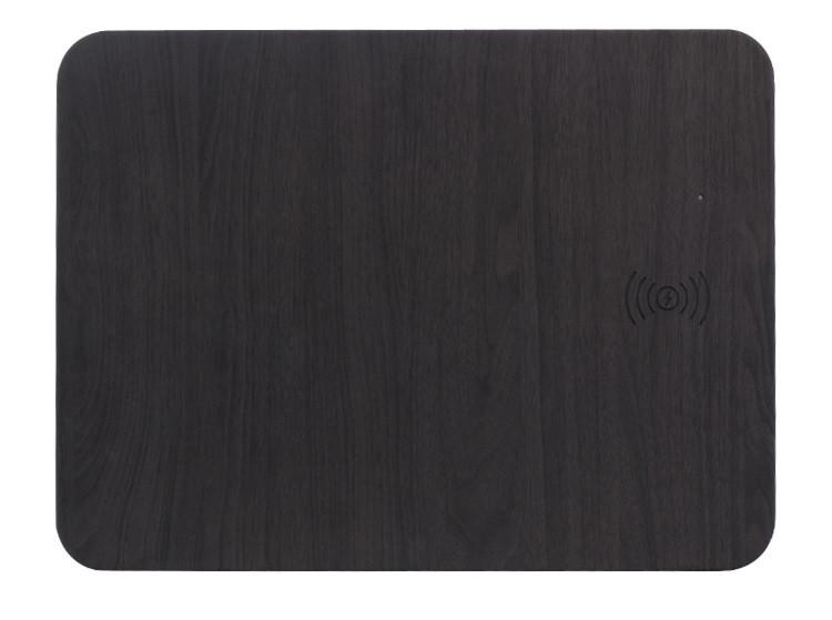 Беспроводное зарядное устройство LIWER LW00501 коврик для мыши QI Wireless Charger, 5Вт Черный (SUN0500)