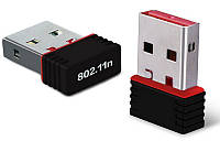 Мини USB WIFI сетевой адаптер 802.11n