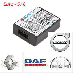 Оригинальный эмулятор мочевины Euro-6, Adblue для Volvo, Renault, DAF, MAN