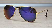 Cолнцезащитные очки Ray Ban Aviator поляризованные 3026 W3282 3N