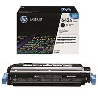 Заправка картриджа HP 642A black CB400A для принтера Color LaserJet CP4005dn в Киеве