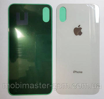 Задняя крышка Apple iPhone X белая, фото 2