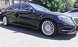 Оригинальные разноширокие диски 19''  Mercedes Benz S-Class, фото 7