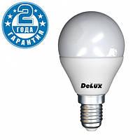 Светодиодная лампа DELUX BL50P 7Вт 2700K 220В E14 (90004074)