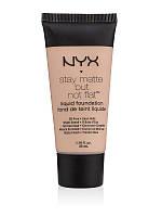 Тональный крем NYX Stay matte but not flat (реплика)