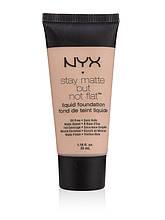 Тональний крем NYX Stay matte but not flat (репліка)