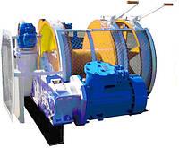 Лебедка шахтная ЛВ-45, фото 1
