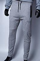 Спортивные штаны мужские трикотажные манжет GS 233716-2 светло серые