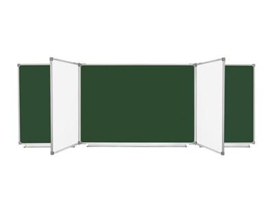 Дошка комбінована маркер/крейда TSO 7 поверх. 100х400