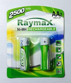 Аккумулятор батарейка AA2500mAh Reymax