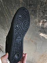 Кроссовки Adidas Spezial.Black (Адидас Специал/Спешл), фото 3