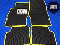 Автомобильные коврики EVA на OPEL CORSA 3D (2006-2014)