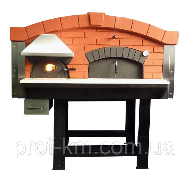 Печь для пиццы на дровах серия DV D120V
