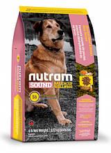 Корм NUTRAM (Нутрам) Sound Balanced Wellness Adult Dog холистик для взрослых собак, 13,6 кг