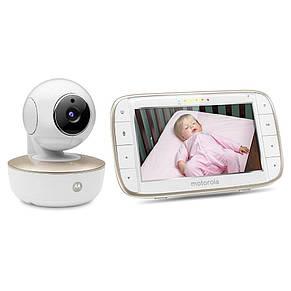 Wi-Fi видеоняня Motorola MBP855 HD Connect, фото 2