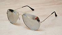 Cолнцезащитные очки Ray Ban Aviator поляризованные 3026 W3277 3N