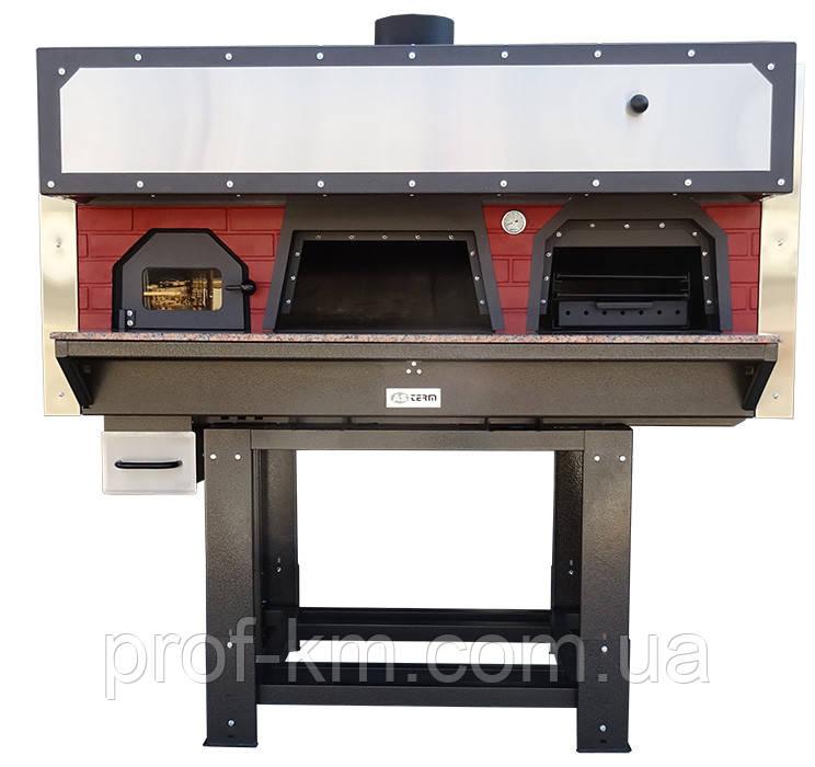 Печь для пиццы на дровах серия D100FB D100FB