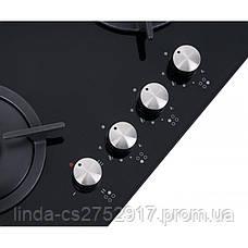 Варочная поверхность комбинированная VentoLux  HSF631-B3G T (BK), фото 2
