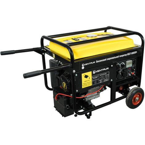 Сварочные генераторы с приводом от двигателя