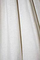 Ткань для штор льняная однотонная