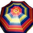 Пляжный зонт с наклоном Anti-UV  200см, фото 2