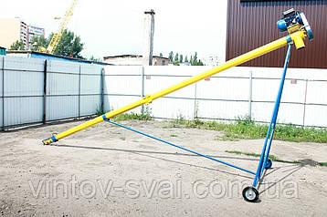 Транспортер шнековый Ø108*6000*380В