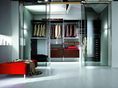 Гардеробные комнаты и шкафы под заказ