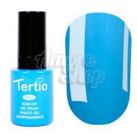 Гель-лак Tertio №029 (небесный голубой, эмаль), 10 мл